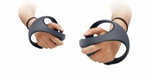 소니, 인체 공학적 디자인 '시선을 사로 잡는'차세대 VR 컨트롤러 공개